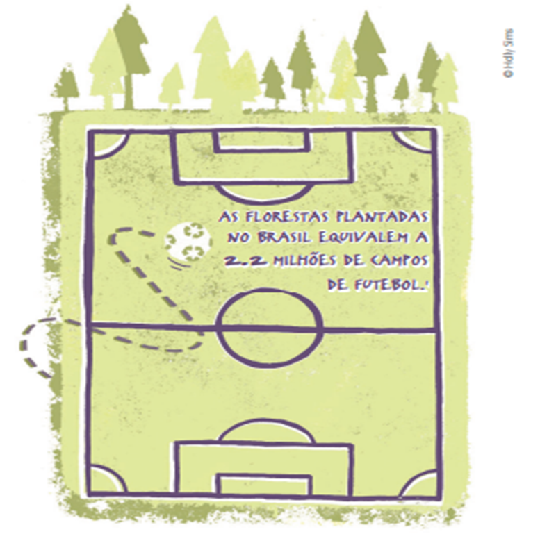Two Sides Football Pitch Artwork
